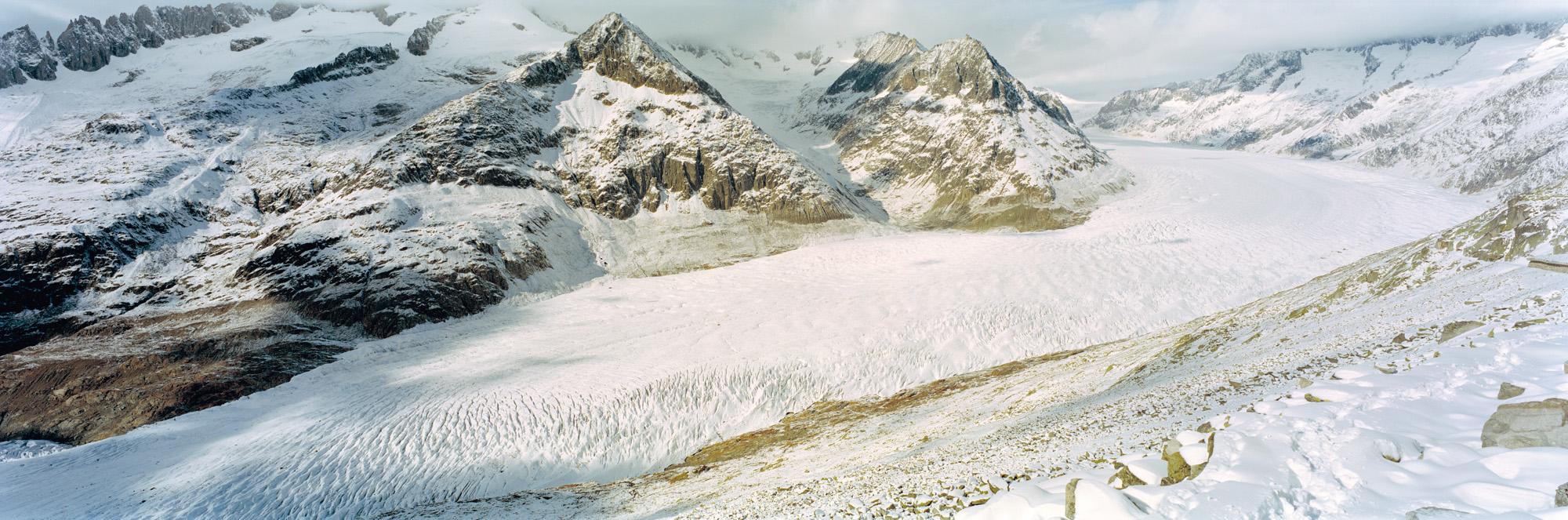 Alpenpässe, Alpen, Schweiz, Italien, Österreich, Deutschland, Natur, Landschaften, Pässe, Straßen, Steine, Berge, Wiesen, Grün, Gras, Bergluft, Blau, Himmel, Aletsch, Aletschgletscher, Gletscher, Eis, Schnee
