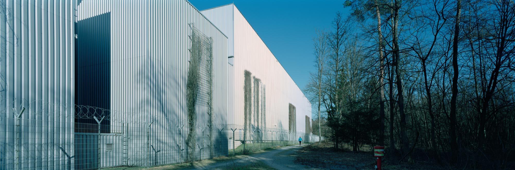 2213-11-Neuborner Wald - Krüger Hochregallager